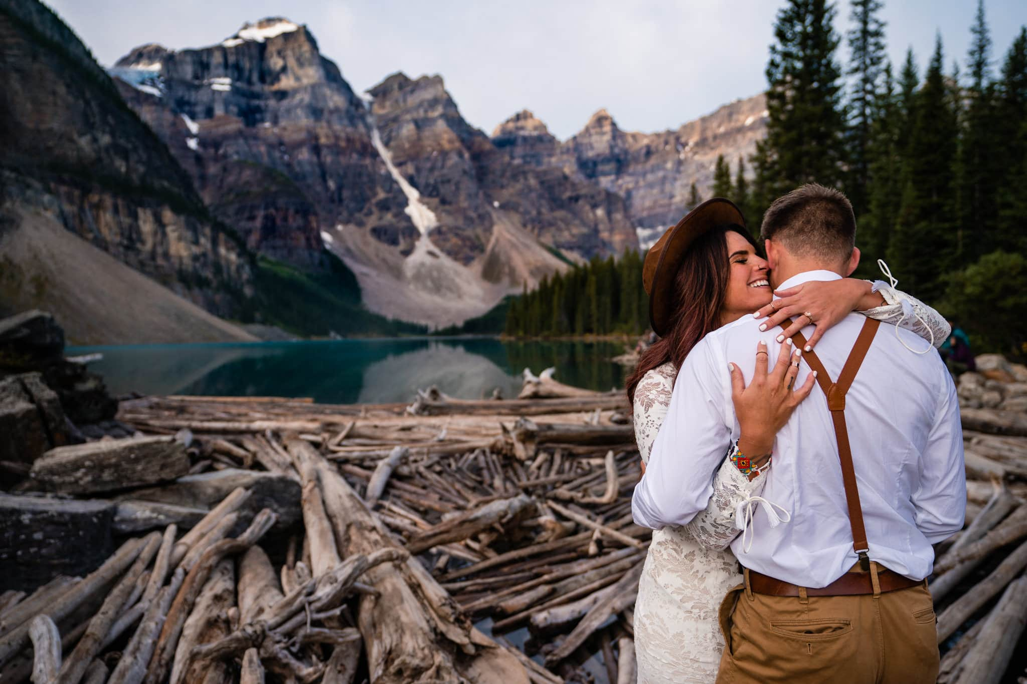 Studio 22 Photography - Best Locations in Banff for Engagement Pictures