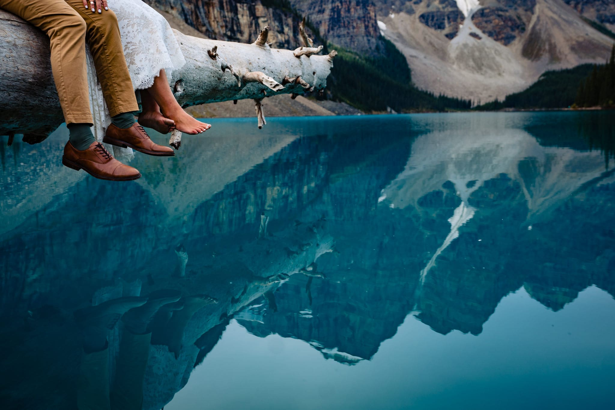 Best Wedding Locations in Banff - Canmore Engagement Photos