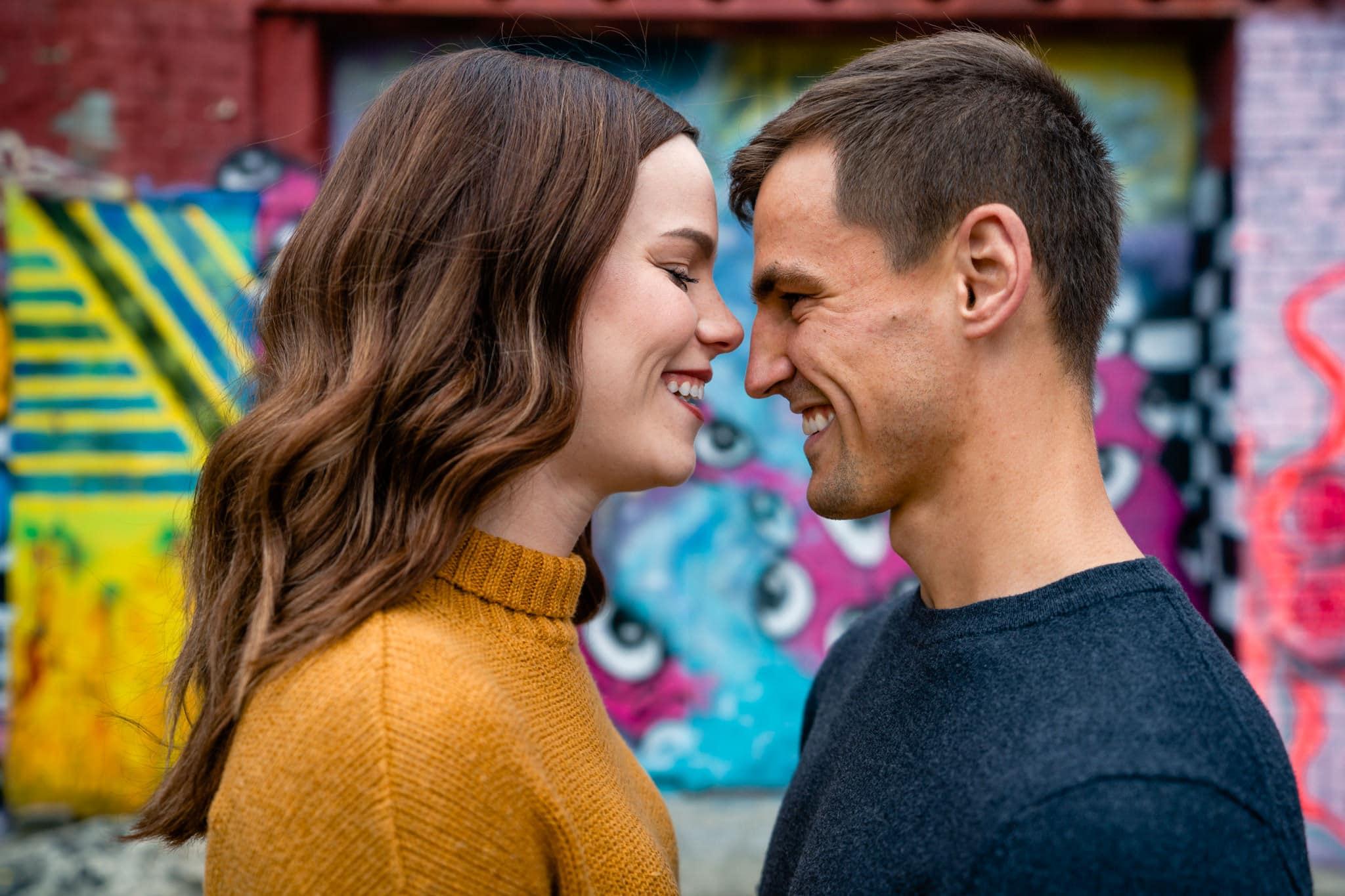 Engagement Photos in Dayton